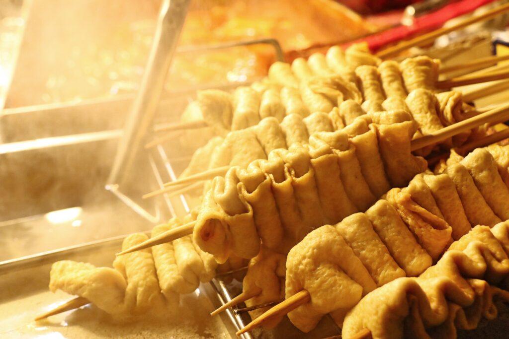 Eomuk Bokkeum - Fish Cake | Korean Street Food | BBQanswers