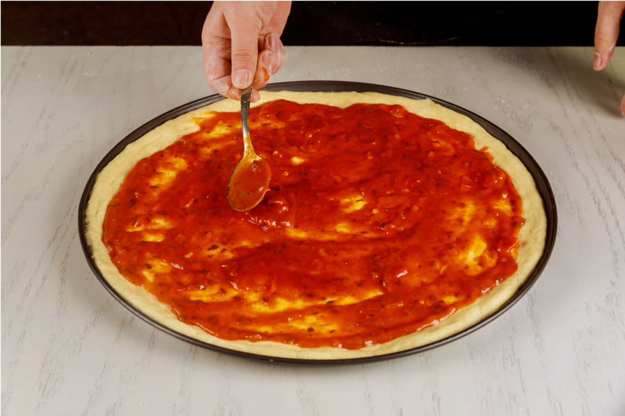 Pizza with BBQ Sauce   BBQ Sauces 101   BBQAnswers