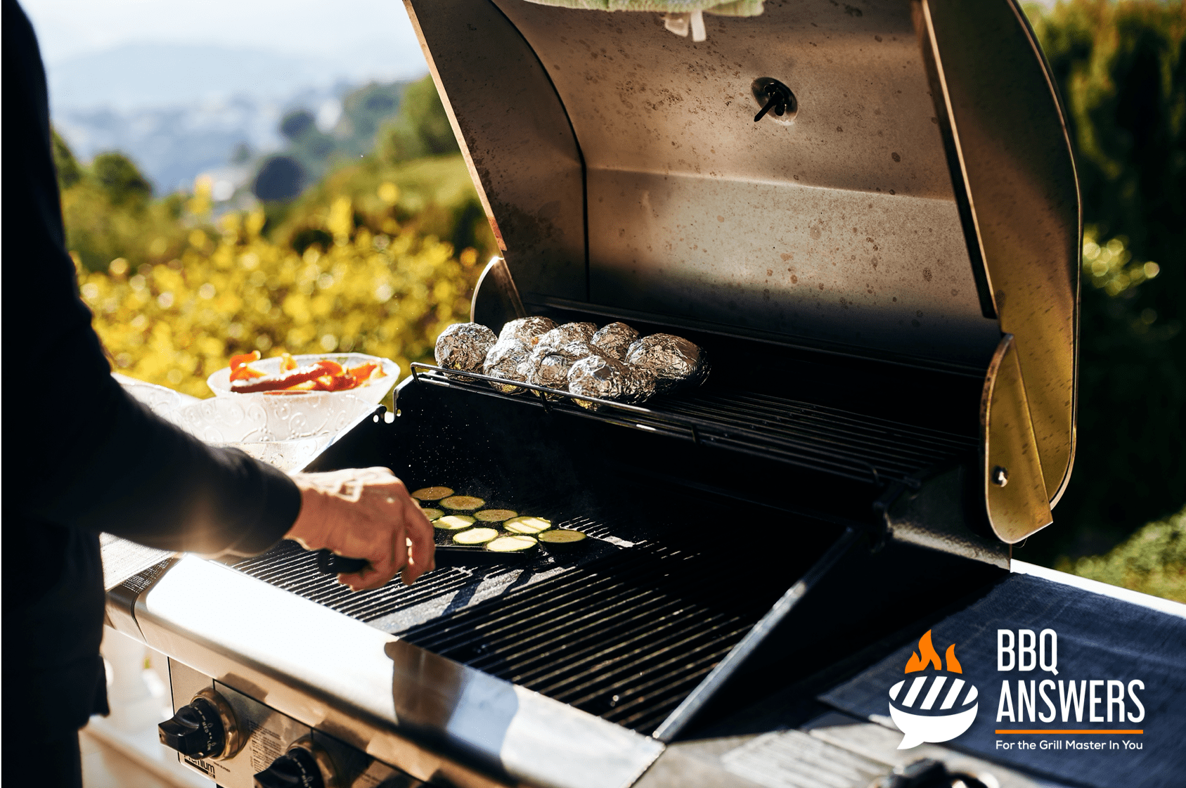 Gas Grill | Guide to Grill Types | BBQanswers