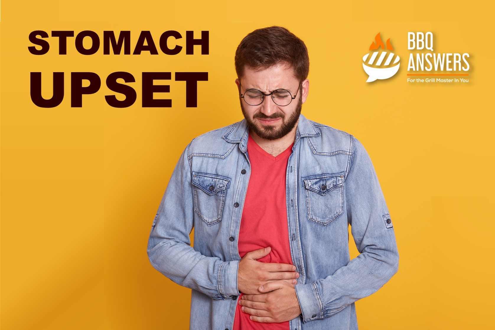 BBQ Sauce Stomach Upset