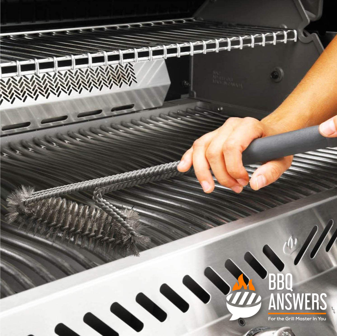 Cleaning Grill Grates | BBQanswers
