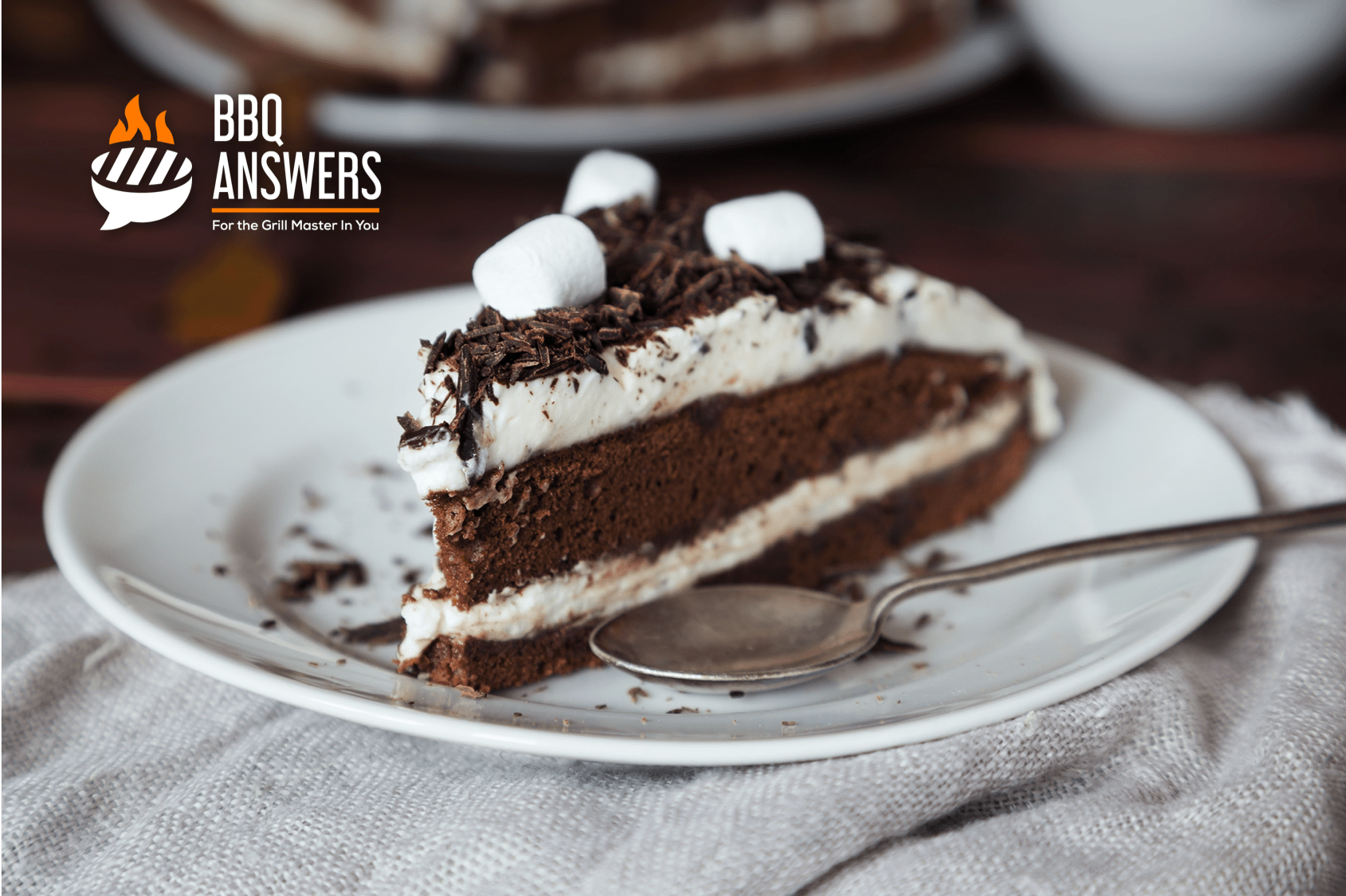 Mississippi Mud Cake | Southern Desserts For BBQ | BBQanswers
