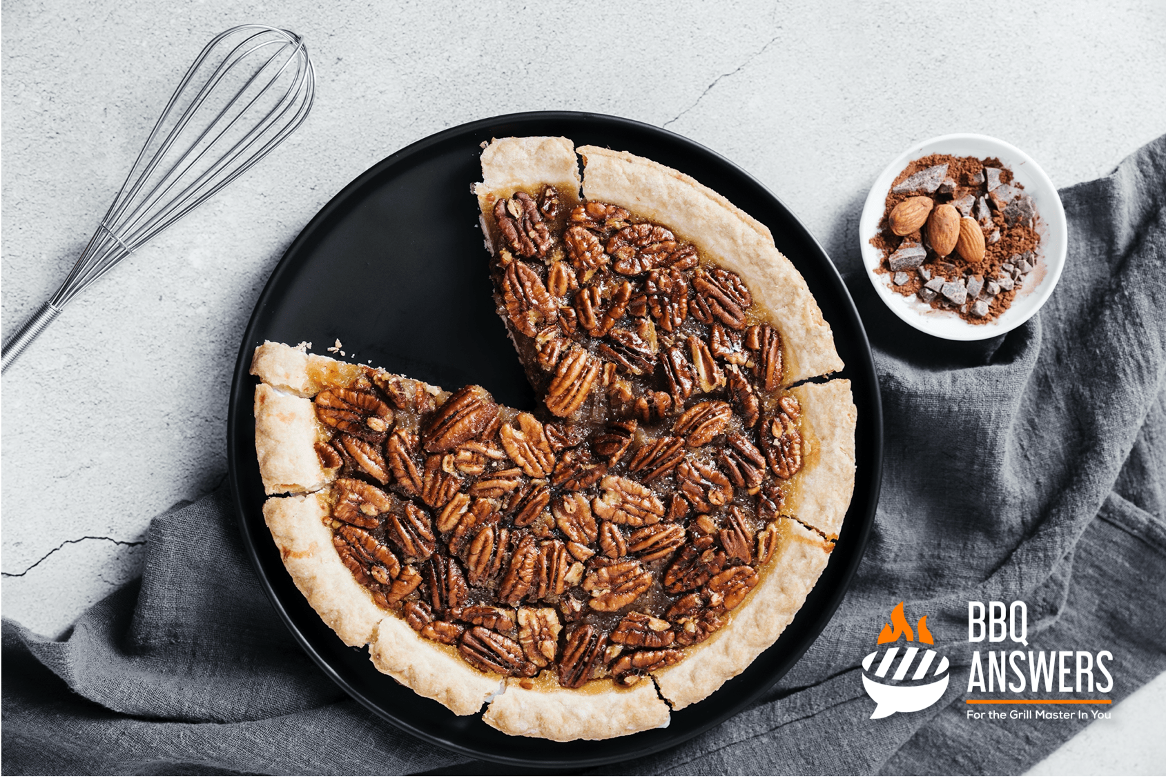 Pecan Pie | Southern Desserts For BBQ | BBQanswers