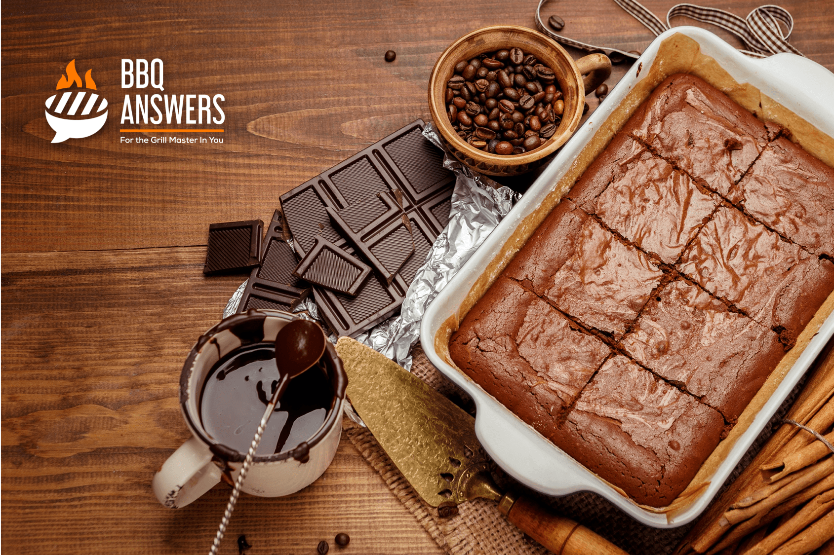 Texas Sheet Cake | Southern Dessert for BBQ | BBQanswers