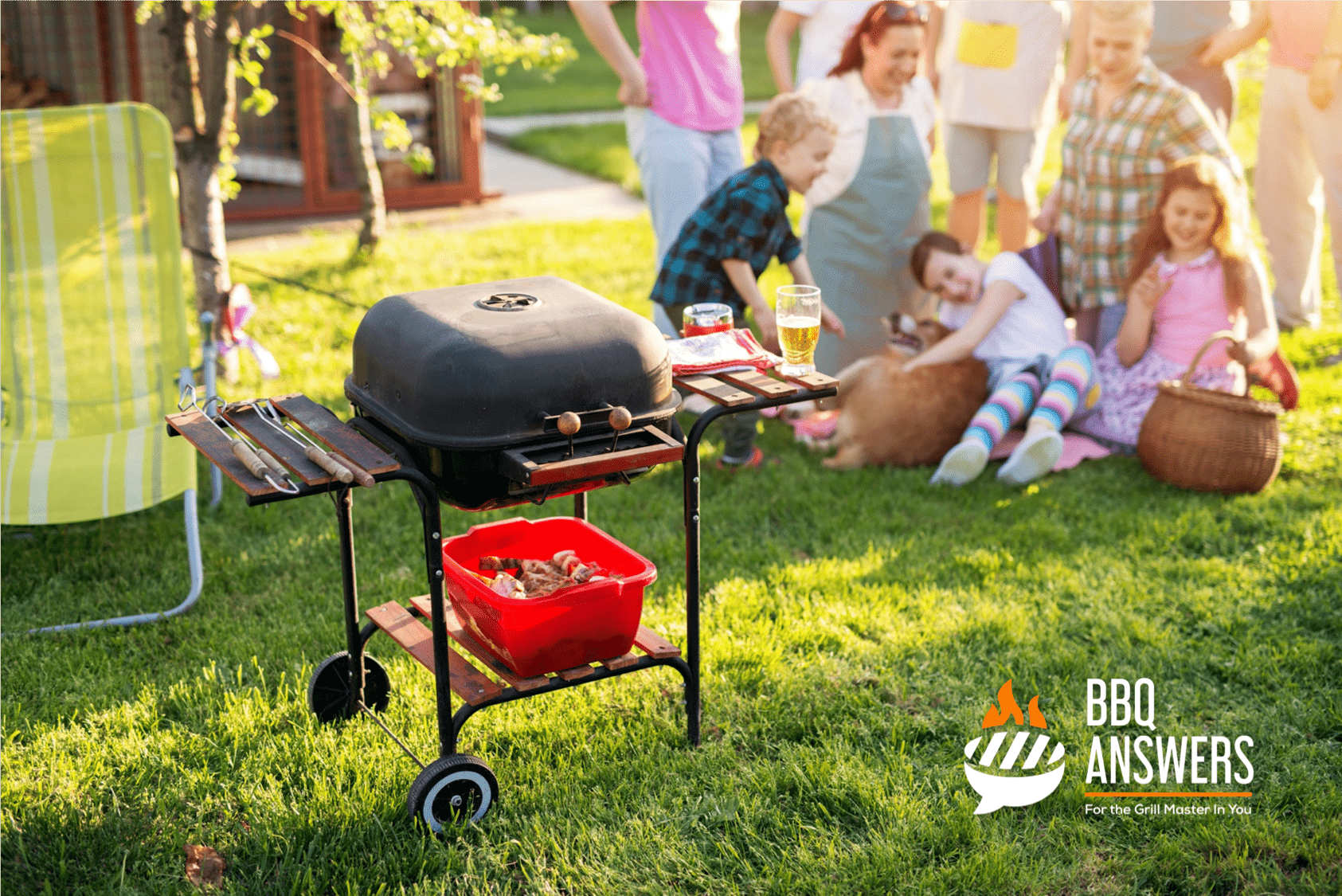 Portable Grill | Guide to Grill Types | BBQanswers