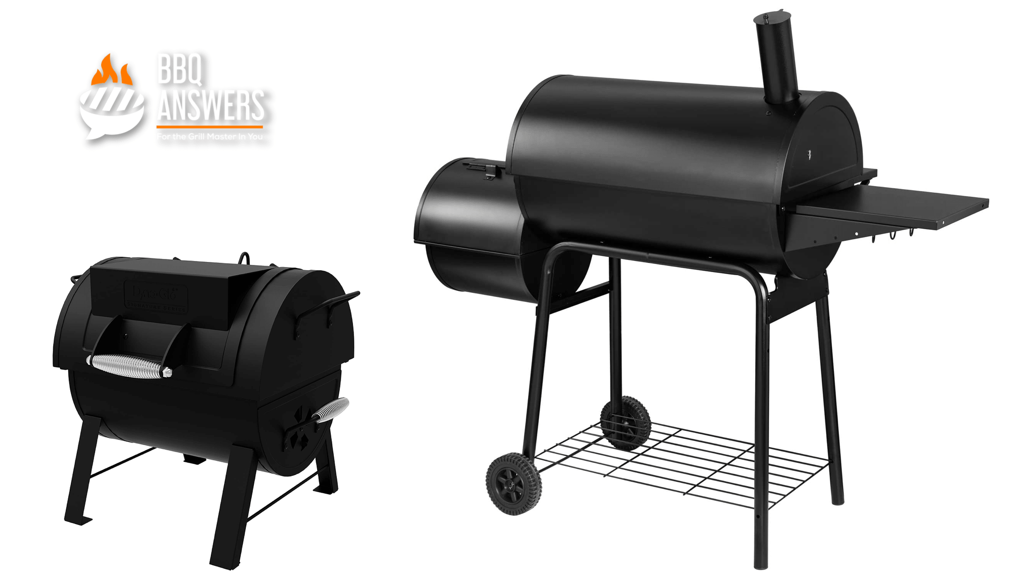 BBQ Oil Drums in Different Sizes | Basics of Oil Drum BBQs | BBQanswers