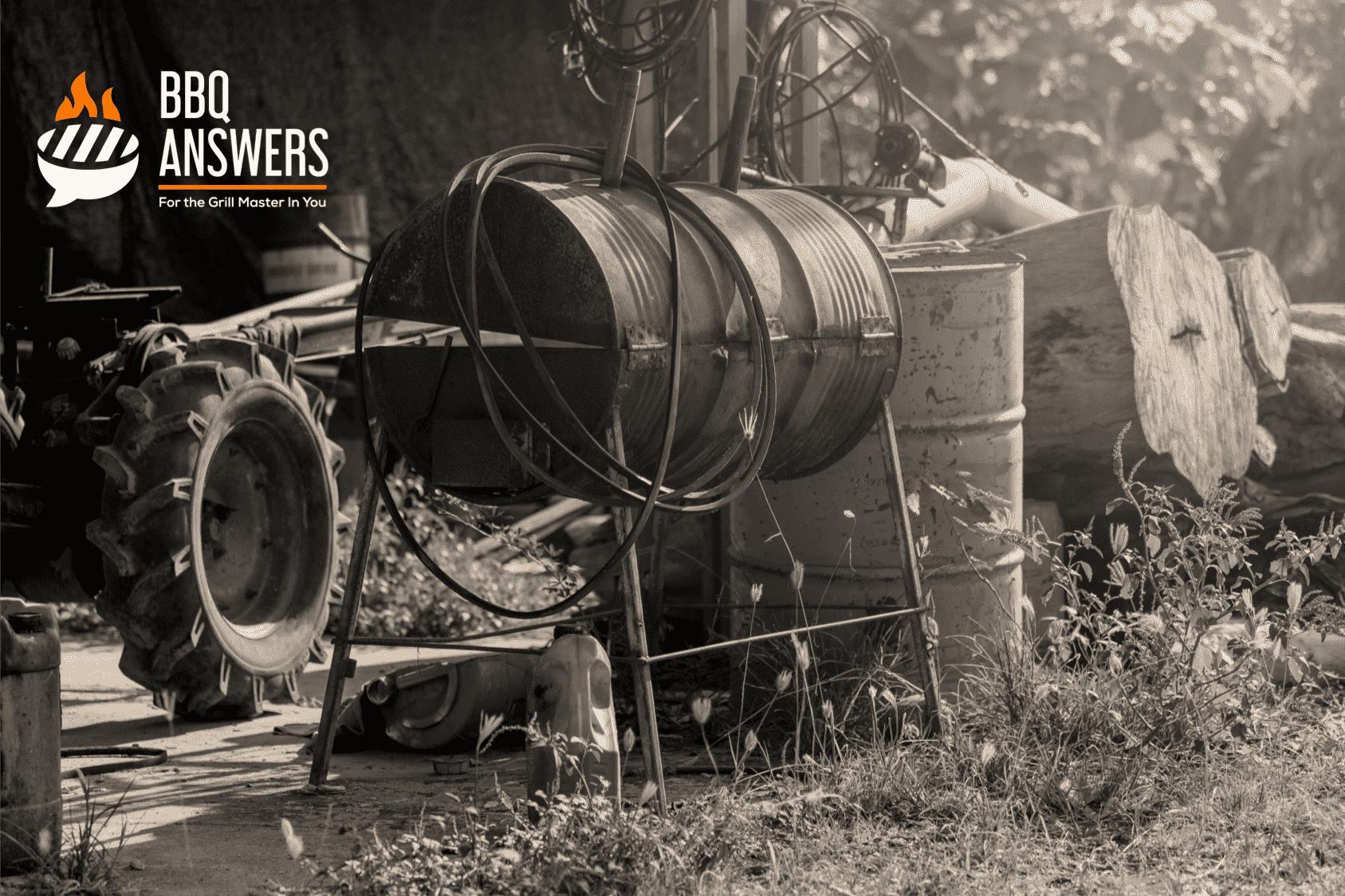 Origin of BBQ Oil Drums | Basics of Oil Drum BBQs | BBQanswers